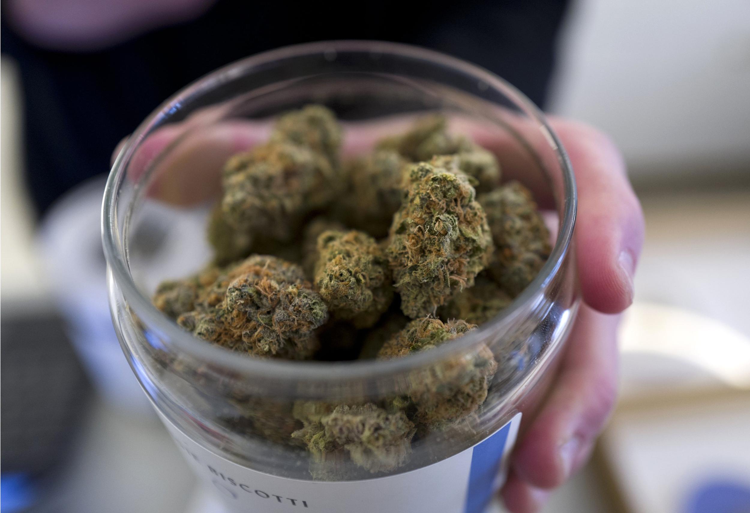 Marijuana Remain in Your Body